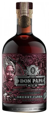 Don Papa Sherry cask