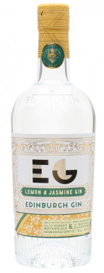 Edinburgh Lemon & Jasmine Scotch Gin