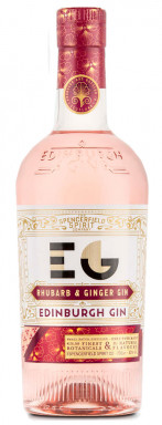 Edinburgh Rhubarb & Ginger Scotch Gin