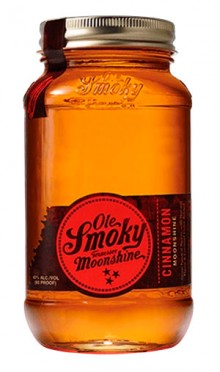 Cinnamon Tennessee Moonshine